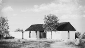 Dom stodoła Projekt Utopia 2+2 Kamecki Architekt Warszawa